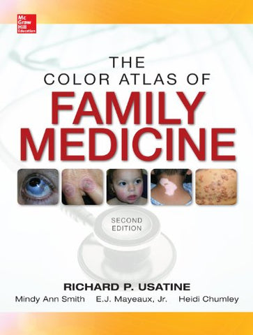 The Color Atlas Of Family Medicine