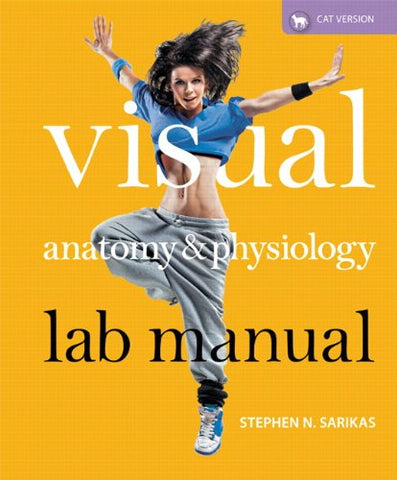 Visual Anatomy & Physiology Lab Manual, Cat Version Plus Masteringa&P With Etext - Access Card Package