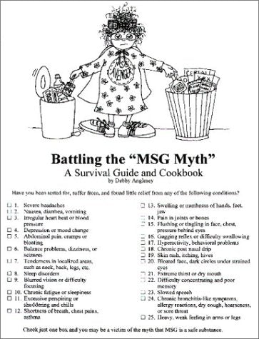 Battling The Msg Myth