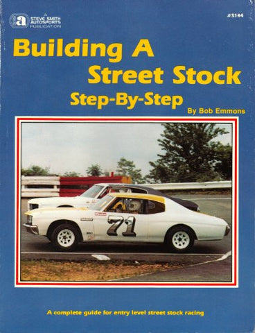 Building A Street Stock Step By Step (S144)