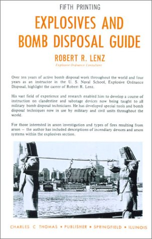 Explosives And Bomb Disposal Guide