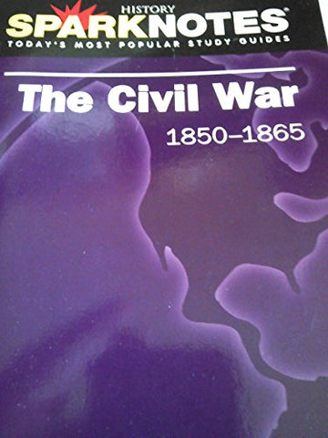 The Civil War (Sparknotes History Note) (Sparknotes History Notes)