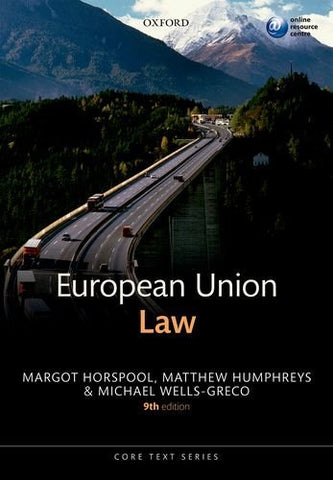 European Union Law (Core Text)