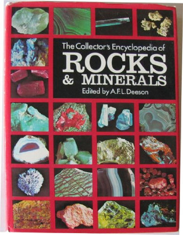 The Collector'S Encyclopedia Of Rocks And Minerals