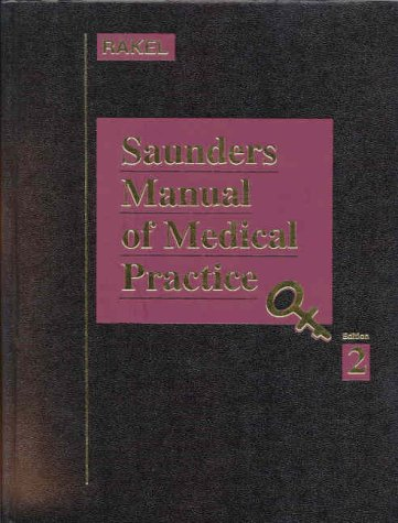 Saunders Manual Of Medical Practice, 2E