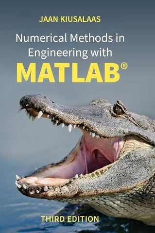 Numerical Methods In Engineering With Matlab174;
