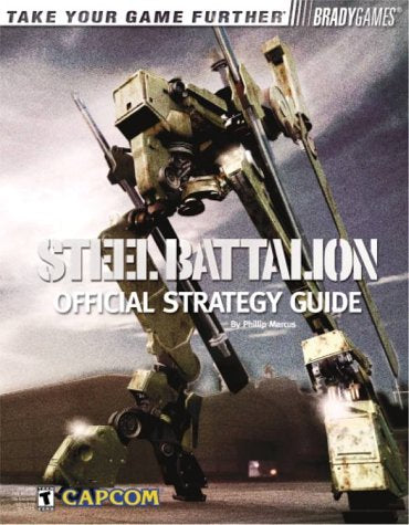 Steel Battalion(Tm) Official Strategy Guide (Brady Games)