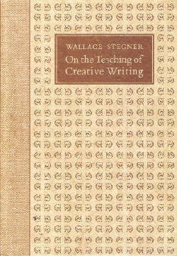 On The Teaching Of Creative Writing: Responses To A Series Of Questions