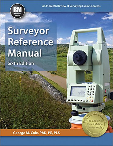 Surveyor Reference Manual, 6Th Ed