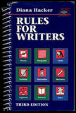 Rules For Writers: A Brief Handbook