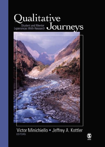 Qualitative Journeys: Student And Mentor Experiences With Research