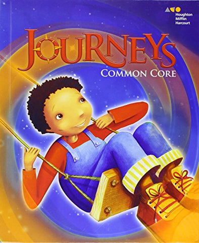 Journeys: Common Core Student Edition Volume 1 Grade 2 2014