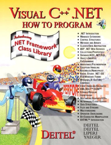 Visual C++.Net: How To Program