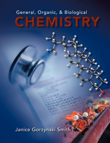 Package: General, Organic & Biological Chemistry With Connect Plus Access Card