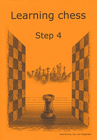 The House Of Staunton Learning Chess - Workbook Step 4