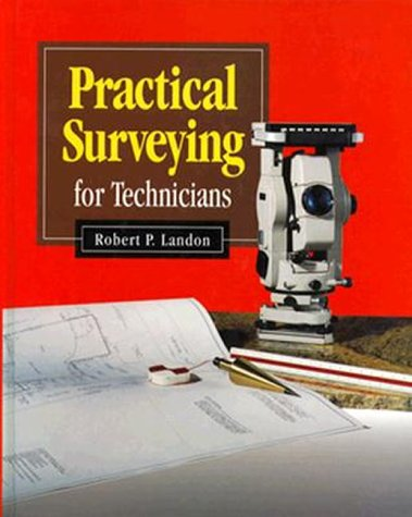 Practical Surveying For Technicians