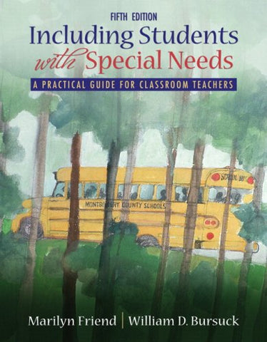 Including Students With Special Needs: A Practical Guide For Classroom Teachers (With Myeducationlab) (5Th Edition)