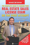 The Complete Guide To Passing Your Real Estate Sales License Exam On The First Attempt