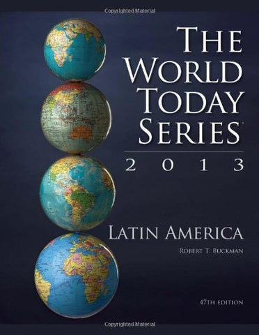 Latin America 2013 (World Today (Stryker))