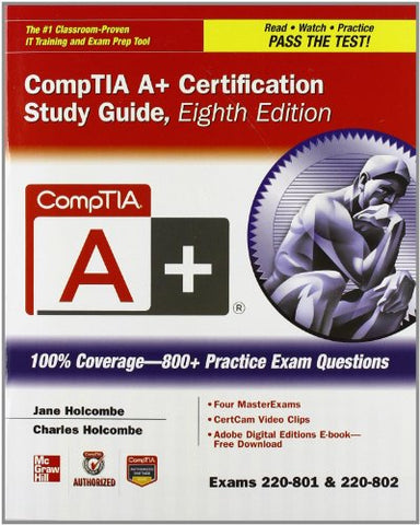 Comptia A+ Certification Boxed Set, Second Edition (Exams 220-801 & 220-802) (Certification Press)