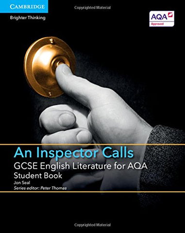 Gcse English Literature For Aqa An Inspector Calls Student Book (Gcse English Literature Aqa)