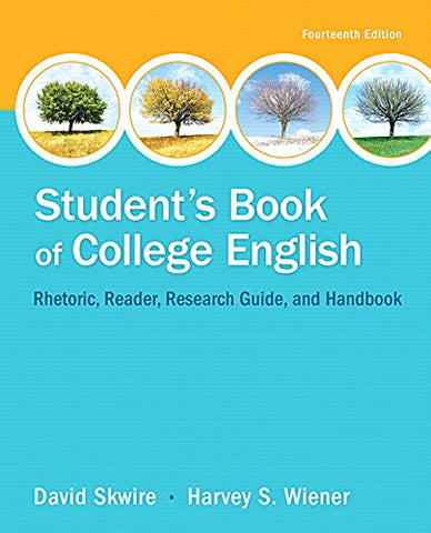 Student'S Book Of College English (14Th Edition)