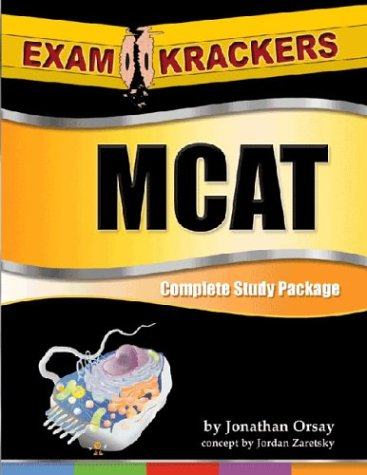 Examkrackers Mcat Complete Study Package