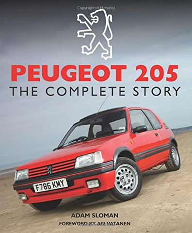 Peugeot 205: The Complete Story (Crowood Autoclassics)