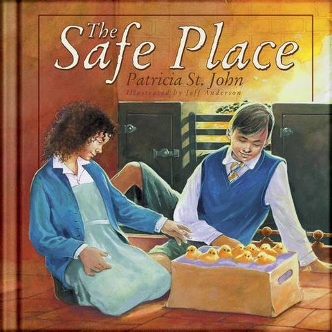The Safe Place (Colour Books)