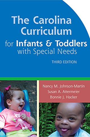 The Carolina Curriculum For Infants And Toddlers With Special Needs (Ccitsn)