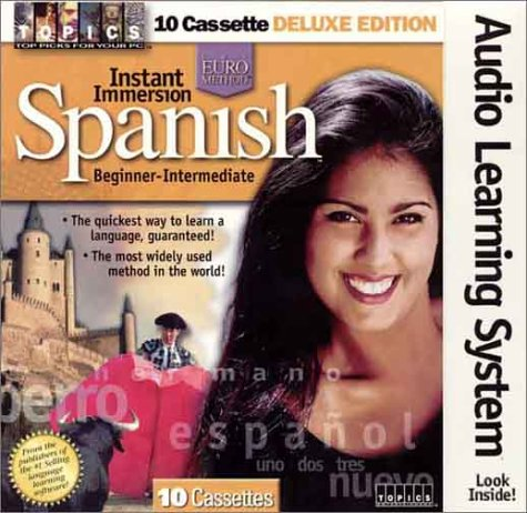 Instant Immersion Spanish: Beginner-Intermediate (Spanish Edition)