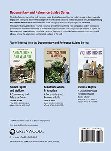 Water Rights And The Environment In The United States: A Documentary And Reference Guide (Documentary And Reference Guides)