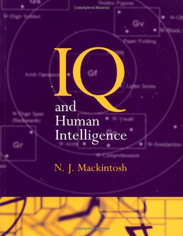 Iq And Human Intelligence