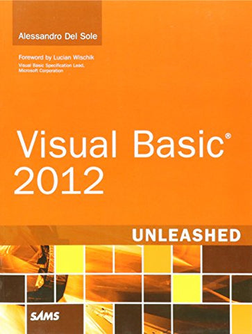 Visual Basic 2012 Unleashed (2Nd Edition)