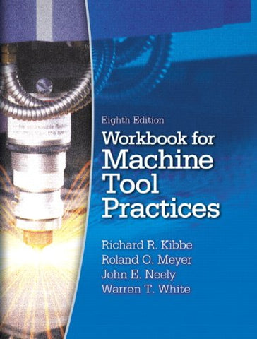 Workbook For Machine Tool Practices