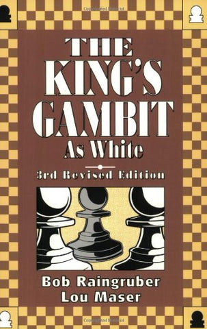 The King'S Gambit As White