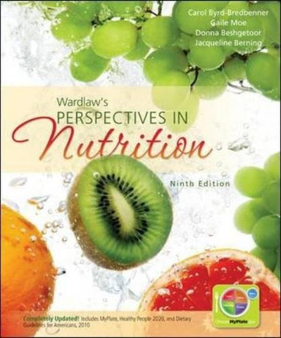 Wardlaw'S Perspectives In Nutrition With Connect Access Card