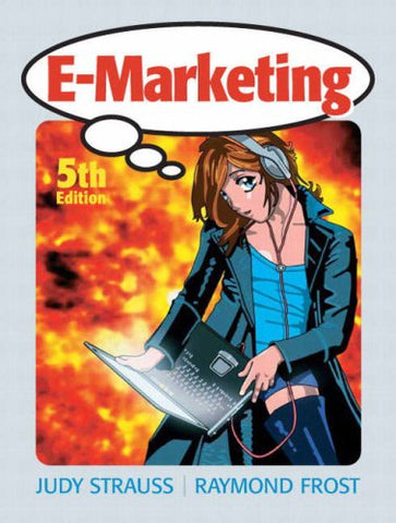 E-Marketing (5Th Edition)