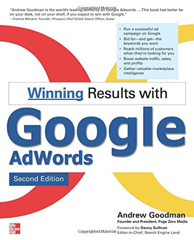 Winning Results With Google Adwords, Second Edition