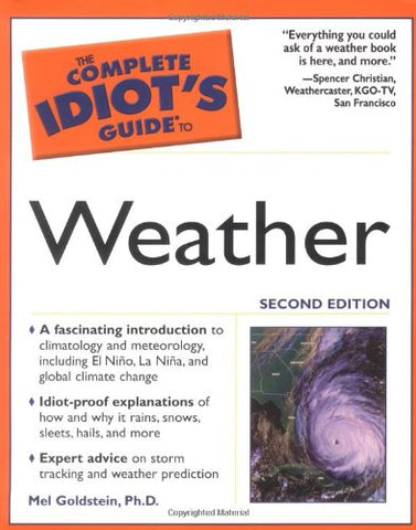 The Complete Idiot'S Guide To Weather (2Nd Edition)