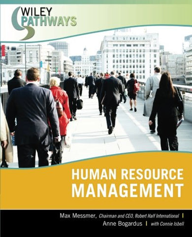 Wiley Pathways Human Resource Management