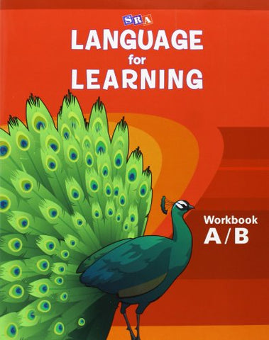 Language For Learning, Workbook A & B (Distar Language Series)