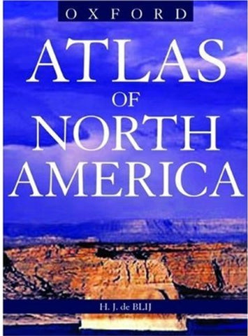 Atlas Of North America