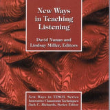 New Ways In Teaching Listening (New Ways In Tesol)