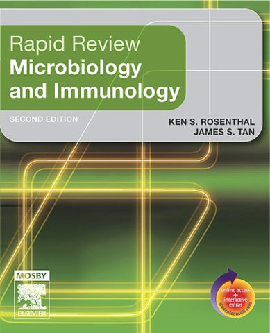 Rapid Review Microbiology And Immunology: With Student Consult Online Access, 2E