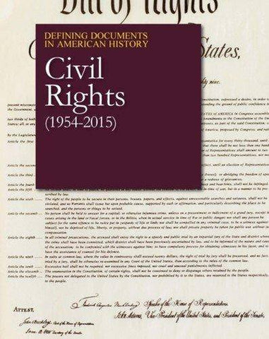 Civil Rights: (1954-2015) (Defining Documents In American History)