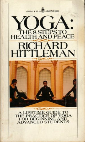 Yoga Philosophy And Meditation : An Interpretation By Richard Hittleman