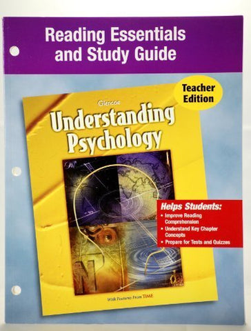 Understanding Psychology : Reading Essentials & Study Guide (Teacher'S Edition)