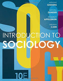 Introduction To Sociology (Tenth Edition)