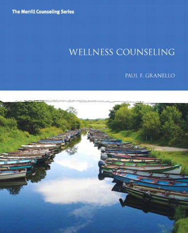 Wellness Counseling